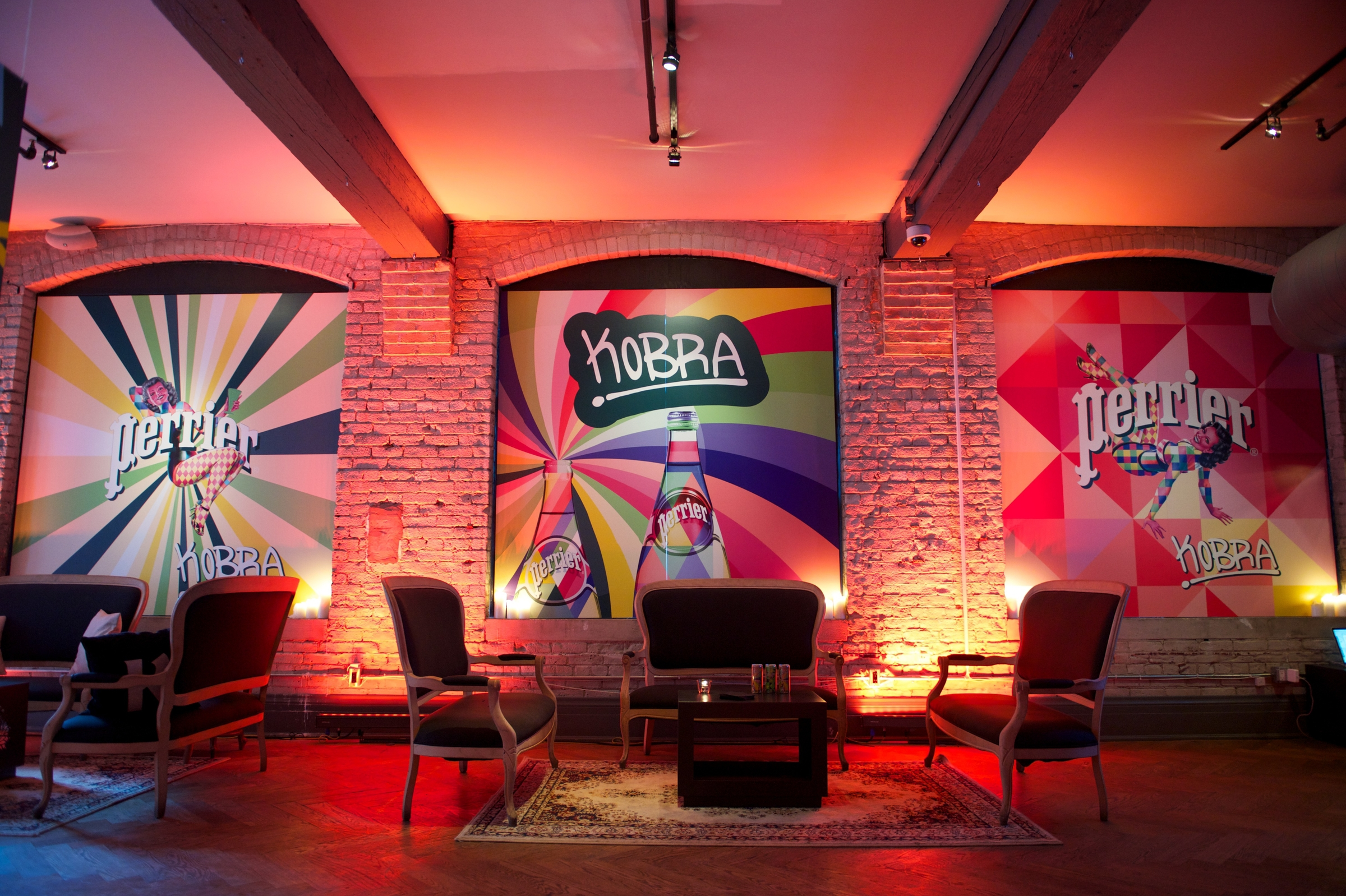Guests Will Be Inspired At The New Toronto Marriott: Perrier Gets Inspired By Street Art