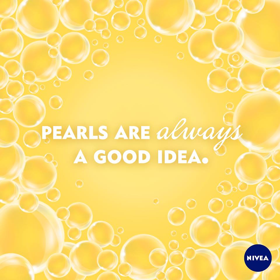 Contest | Let's stay young with NIVEA Q10plus Anti-Wrinkle Serum Pearls