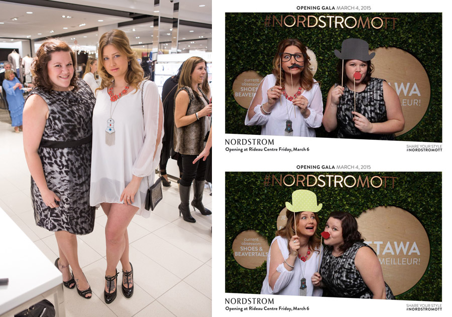 Events | Nordstrom Rideau Centre Opening Gala | Do The Daniel | Real ...
