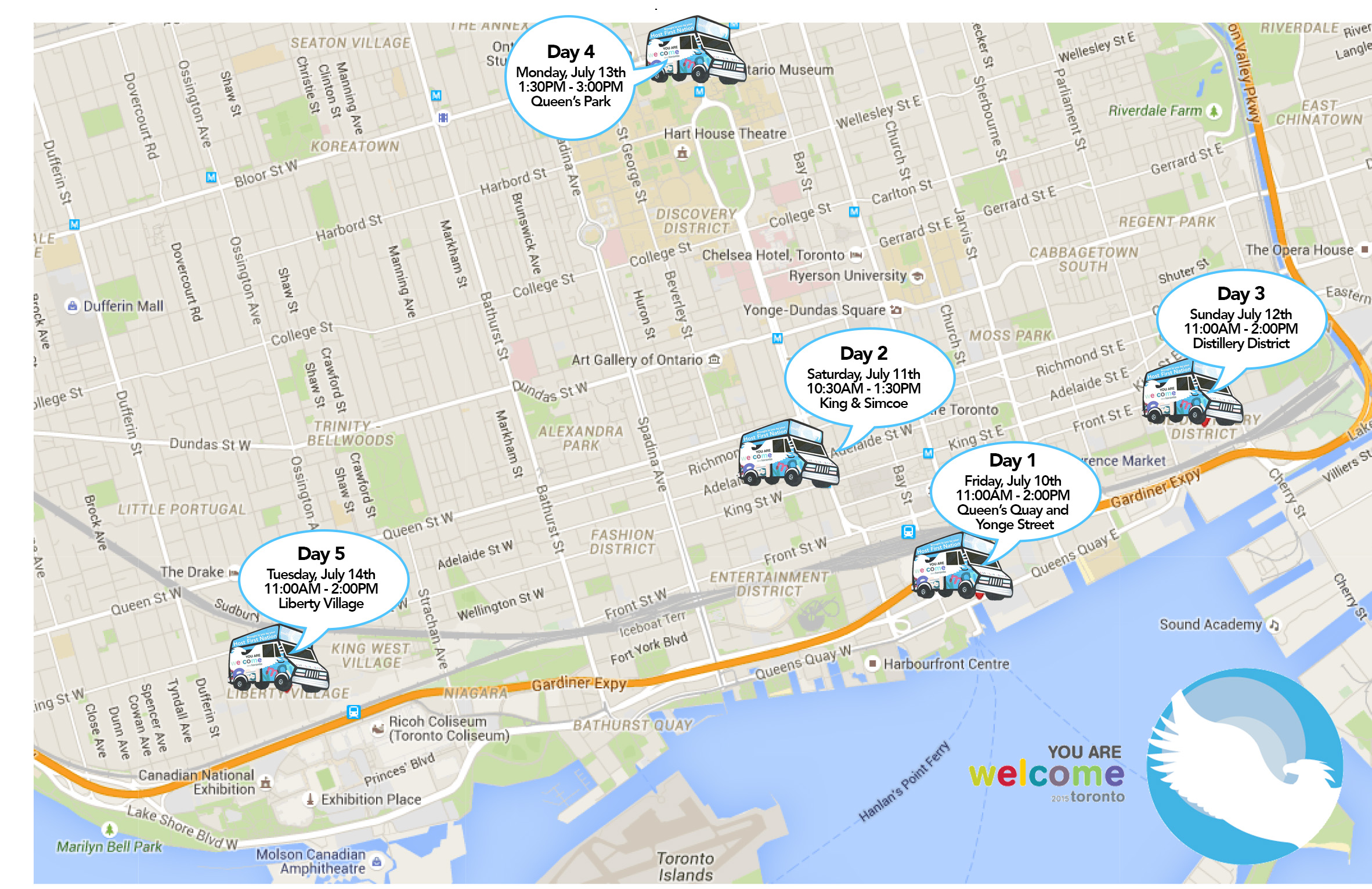 #YouAreWelcome Food Truck Location Map-2-1