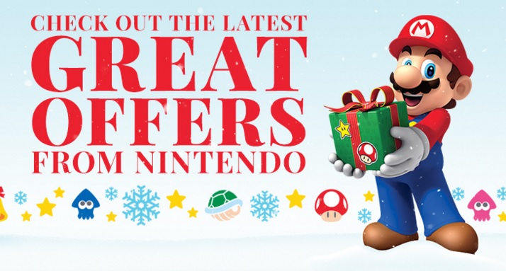 holiday must haves nintendo has something for everyone this year - Christmas Must Haves