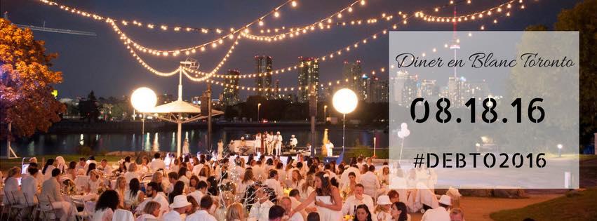 DoTheDaniel.com Diner en Blanc Toronto #DEBTO2016